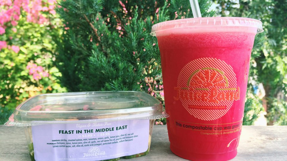JuiceLand Partnership with Ready, Set, Love!