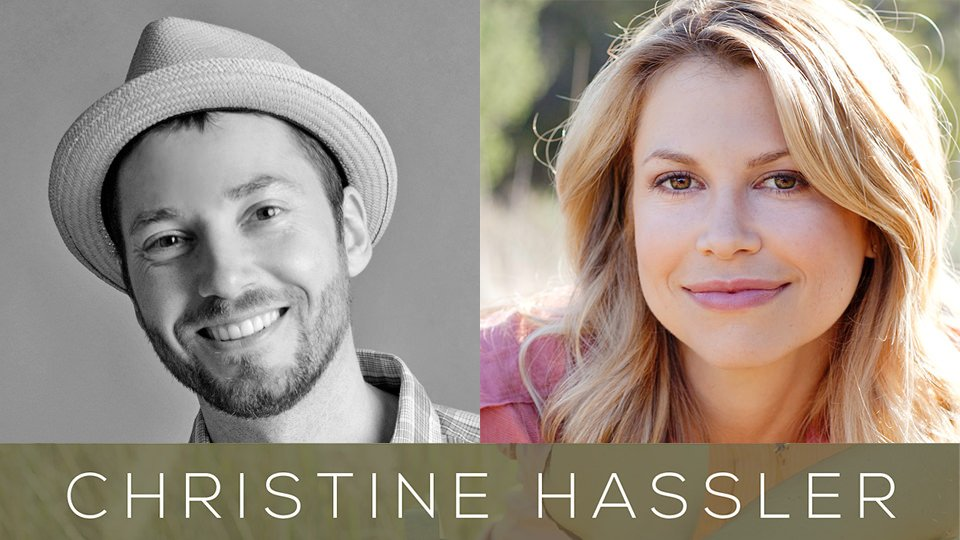 Podcast with Christine Hassler!