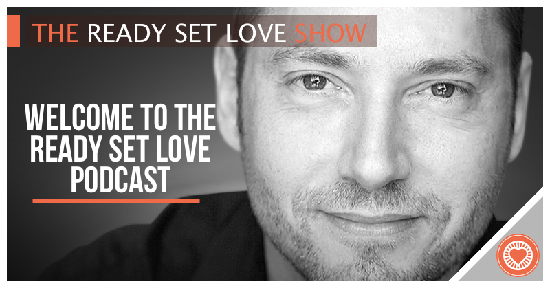 John Howard Ready Set Love Podcast
