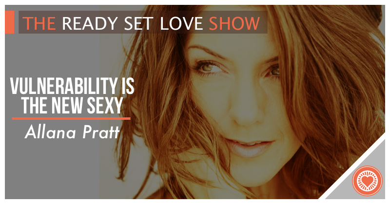 Allana Pratt on Ready Set Love with John Howard