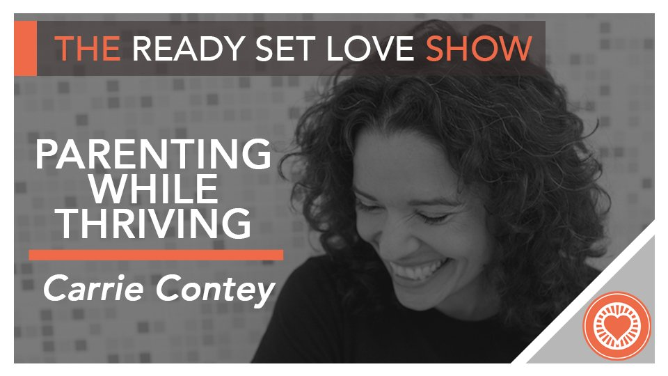 Carrie Contey on Ready Set Love with John Howard